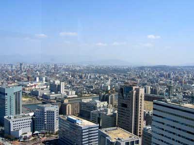はかたんもん紀行 第2回 福岡タワー