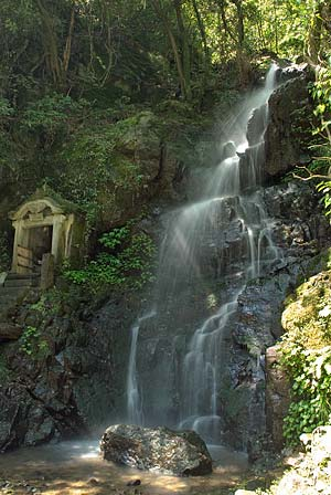 越前 滝と戦国と禅の道紀行 第4回 鳴滝