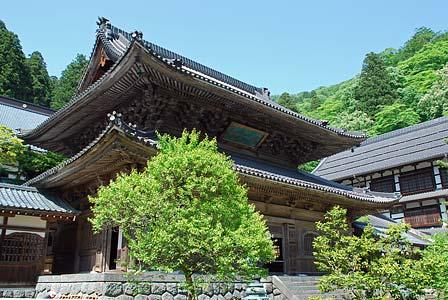 越前 滝と戦国と禅の道紀行 第5回 永平寺