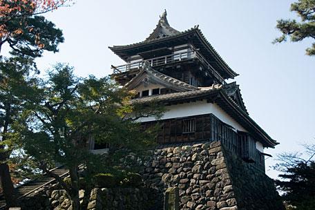 秋の日本海紀行 第2回「丸岡城」