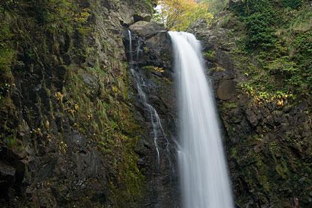 秋の日本海紀行 第4回「五太子の滝」