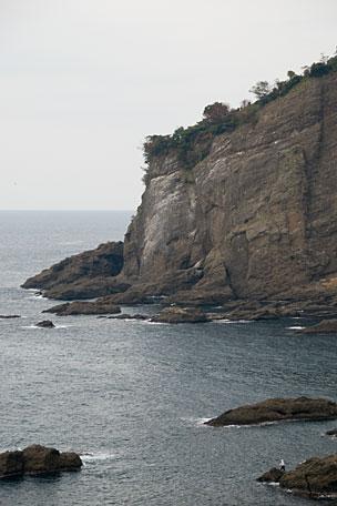 秋の日本海紀行 最終回「足見滝」