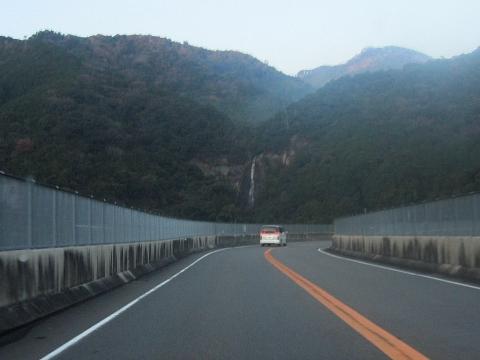 国道上から清滝
