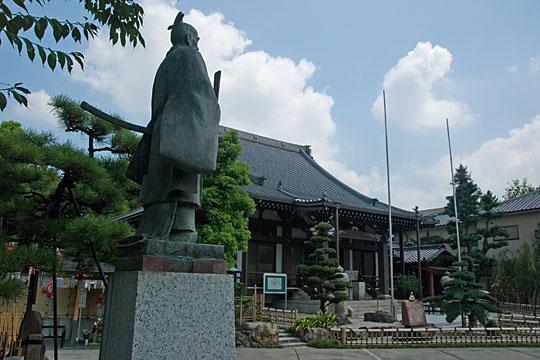 秀吉と常泉寺