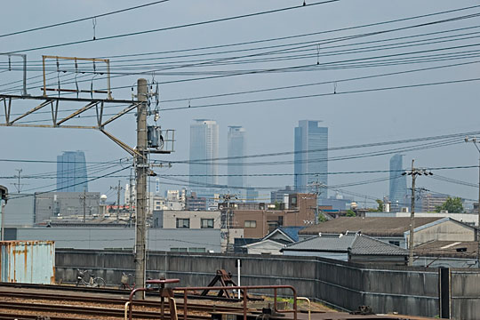 名古屋駅方面