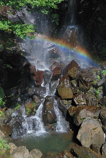郡上ドライブ -夫婦滝と駒ヶ滝-