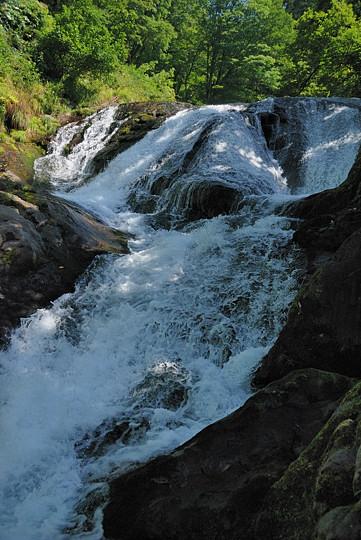 郡上ドライブ -長走りの滝-