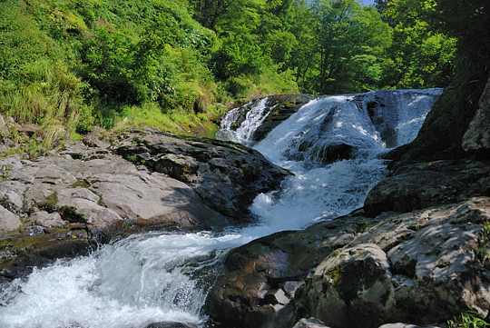 長走りの滝