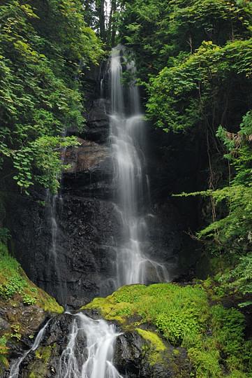 千国街道ドライブ -黒沢の滝-