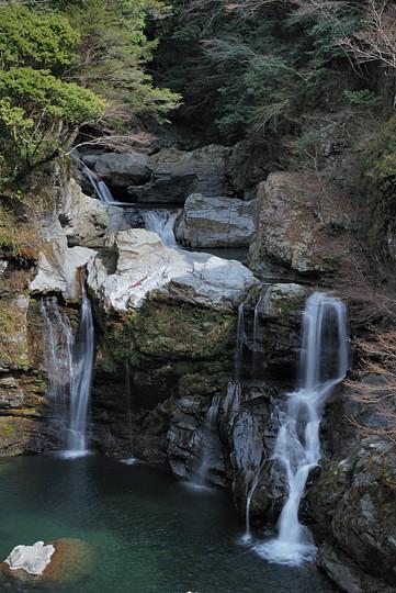 阿波・土佐紀行 第3回 大轟の滝・大釜の滝
