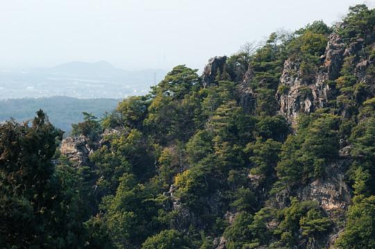 尾張の滝ドライブ 犬山・八曽自然休養林 (後編)