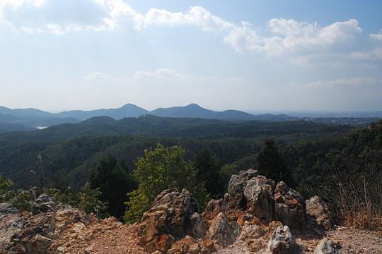 岩見山から