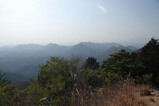 美濃の山々