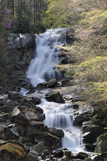 中央構造線ドライブ 第1回 平谷の大滝