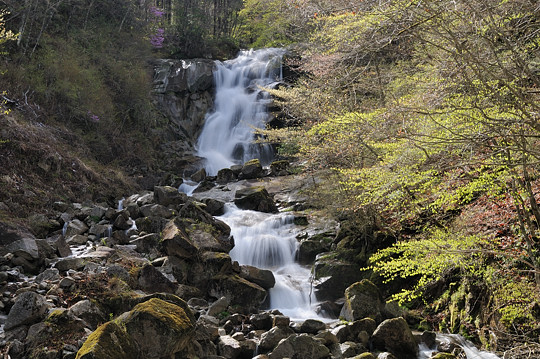 平谷の大滝