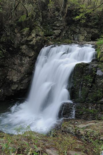 中央構造線ドライブ 第2回 つたの滝