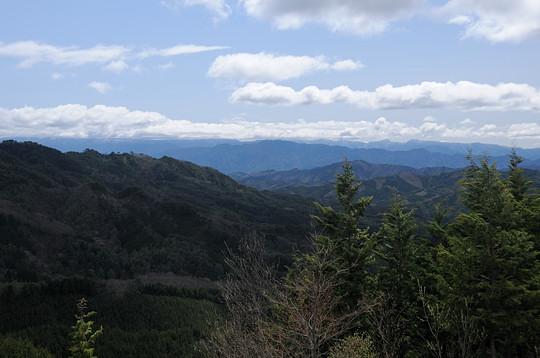 平谷峠から
