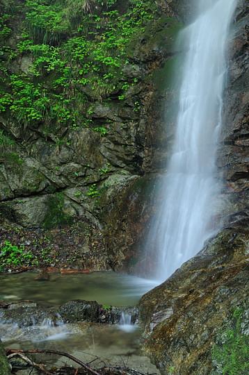中央構造線ドライブ 第3回 浄心の滝