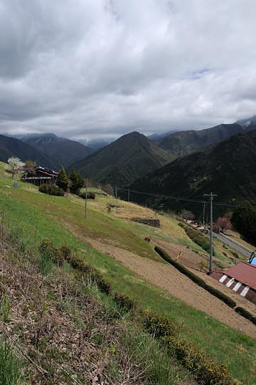 中央構造線ドライブ 第5回 日本のチロル