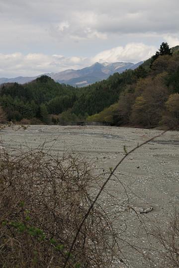 地蔵峠から大鹿村へ
