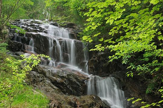 五介の滝 -岐阜県の滝めぐり2009-