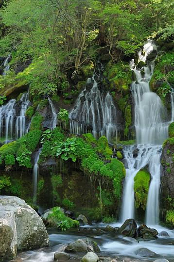 続・八ヶ岳ドライブ 第2回 吐竜の滝
