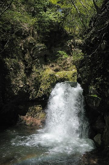 続・八ヶ岳ドライブ 第5回 宮司の滝