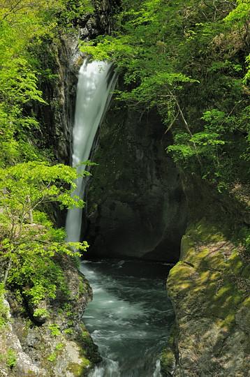 御三甕の滝