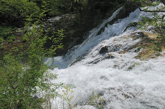 続・八ヶ岳ドライブ 第8回 南相木村の滝