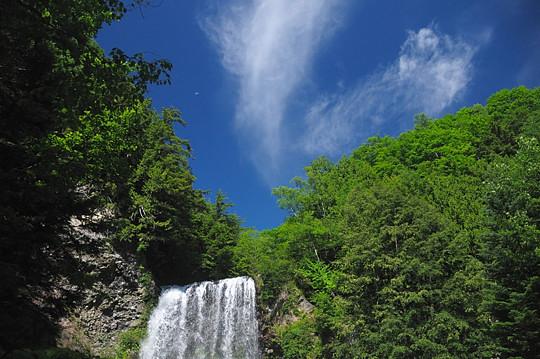 善五郎の滝
