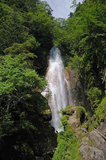 小大野川の滝