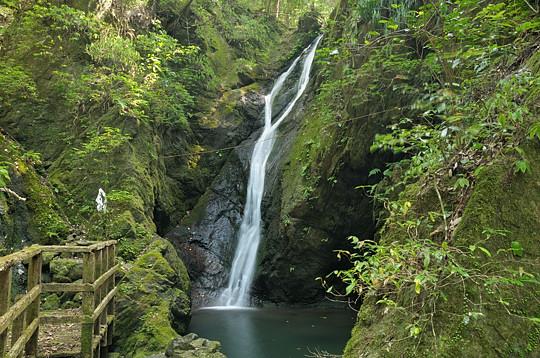 天竜 滝めぐりドライブ 第1回 稚児の滝