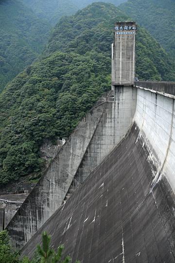 天竜 滝めぐりドライブ 第6回 佐久間ダム