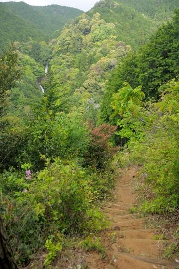 布引の滝遊歩道