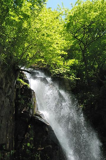 木曽ドライブ2010 第4回 小野の滝と隠れ滝