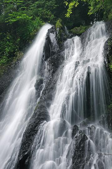 安倍川の滝めぐり(未完)