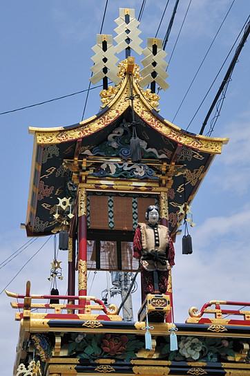 春の高山祭 2011