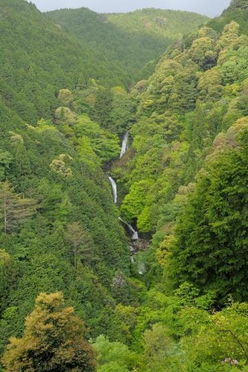 三重奈良紀行 第1回 布引の滝、観阿弥