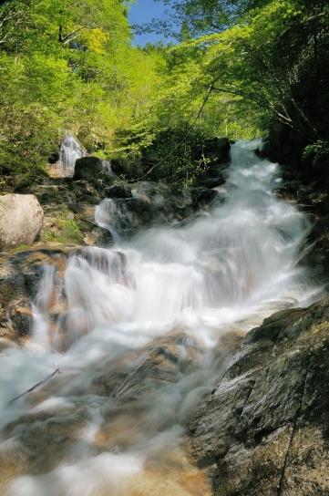 木曽ドライブ2010 第1回 床並の滝