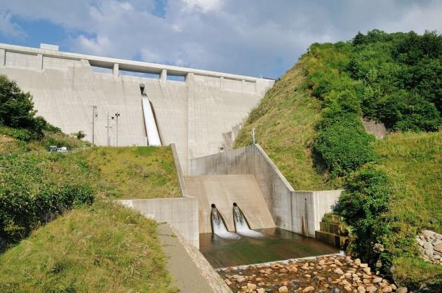 丹生川ダム